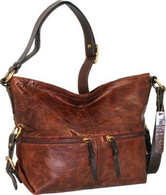 Nino Bossi Havana Nights Chestnut - Nino Bossi Leather Handbags