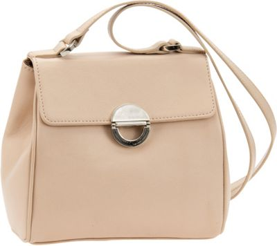 Image of Baggs Alyssa Shoulder Bag Buff - Baggs Leather Handbags