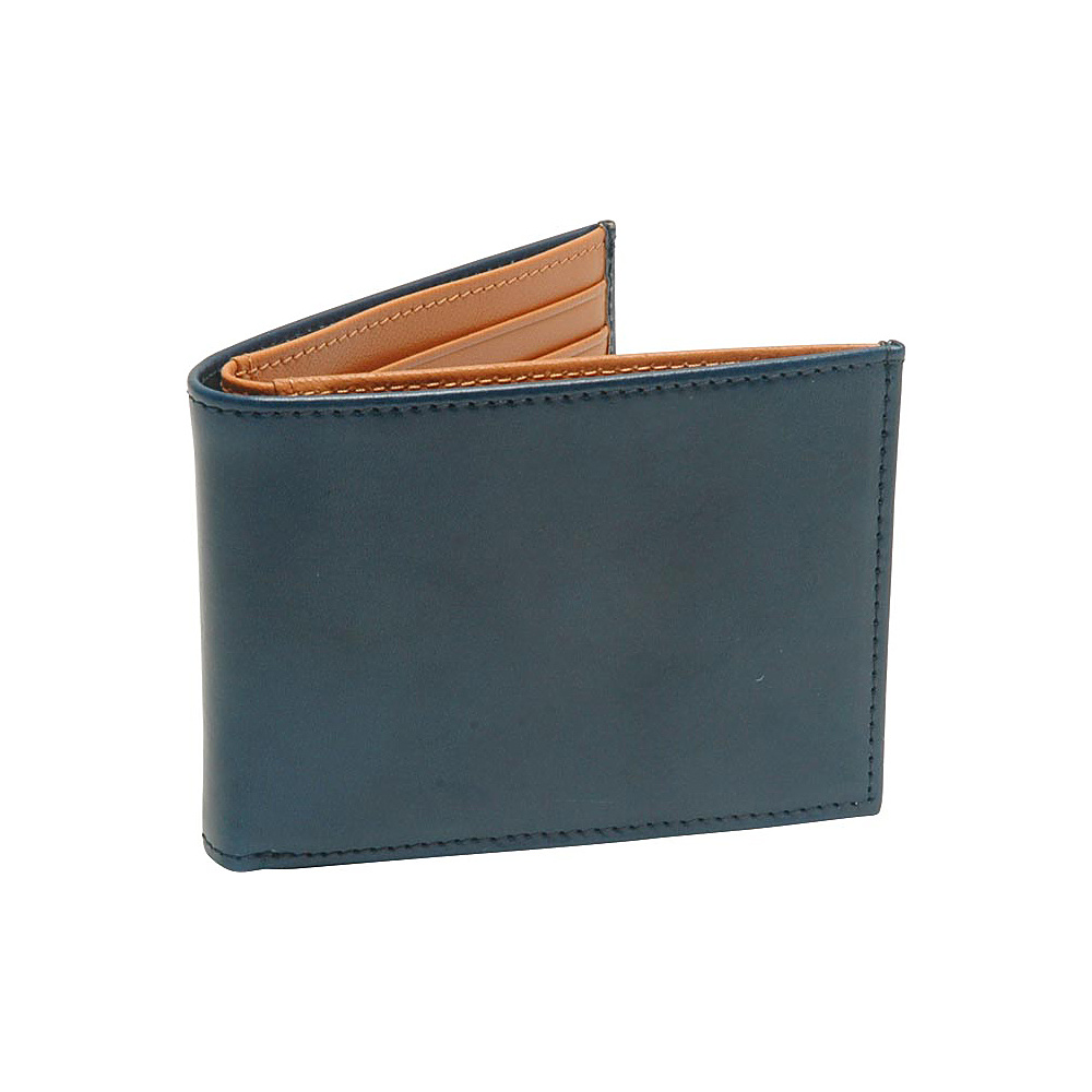 TUSK LTD Brando Slim Billfold Navy TUSK LTD Men s Wallets