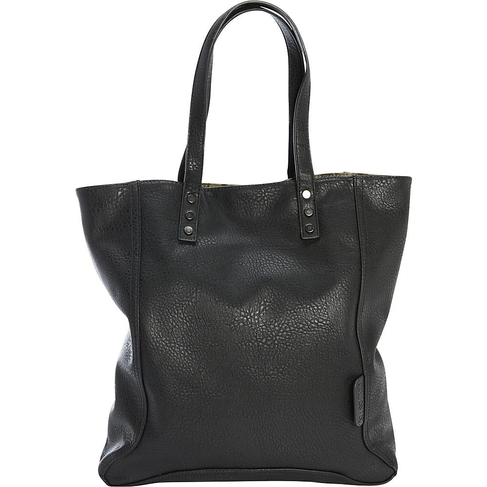 Clava Glam Camo ReversibleTote Black Camo Clava Manmade Handbags