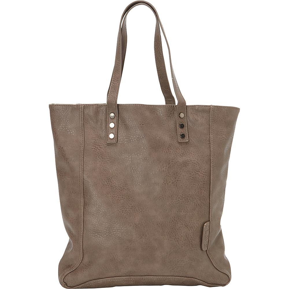 Clava Glam Camo ReversibleTote Grey Camo Clava Manmade Handbags