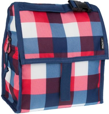 PACKIT Lunch Bag Buffalo Check - PACKIT Travel Coolers