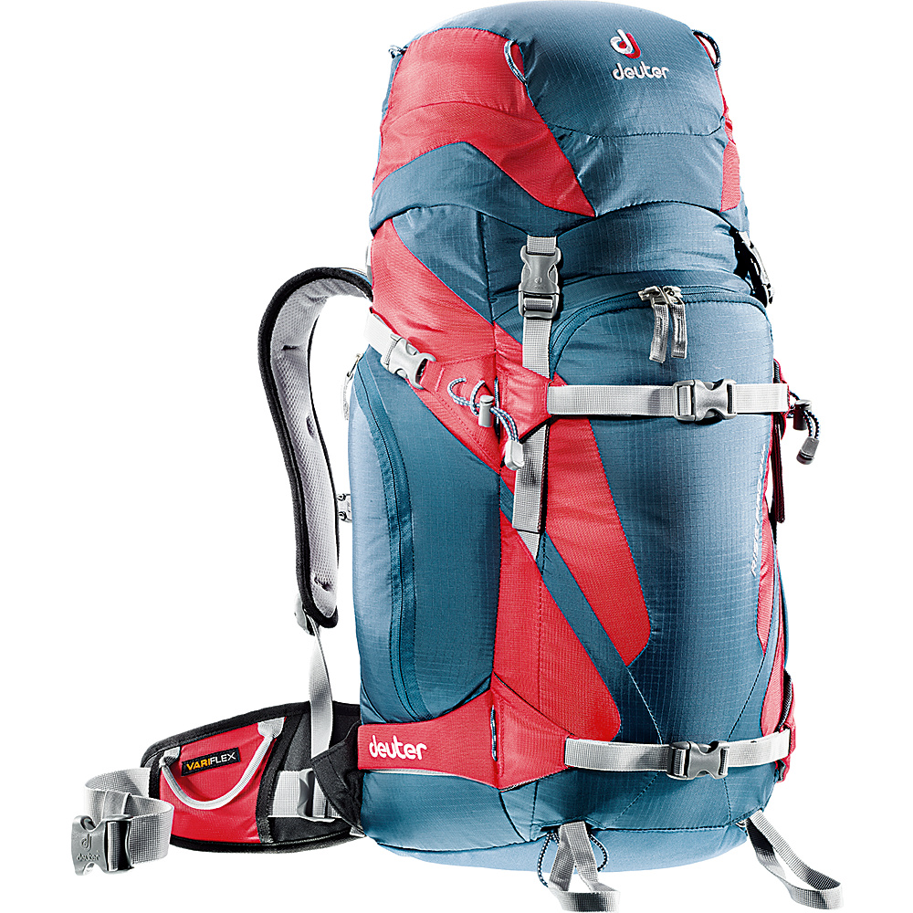 Deuter Rise Pro 34 Arctic Fire Deuter Day Hiking Backpacks