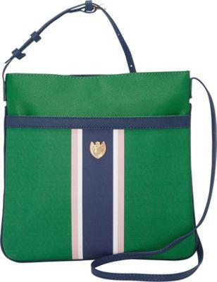Sloane Ranger Chelsea Crossbody Bag Greene Stripe - Sloane Ranger Manmade Handbags