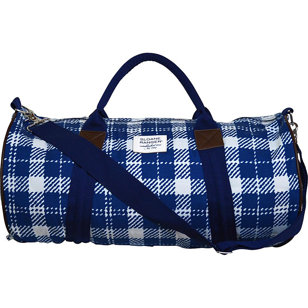 Sloane Ranger Duffle Bag Classic Check Sloane Ranger Rolling Duffels
