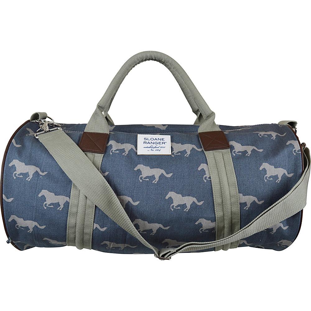 Sloane Ranger Duffle Bag Grey Horse Sloane Ranger Rolling Duffels