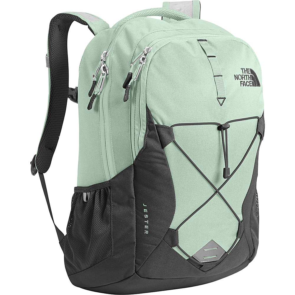 The North Face Womens Jester Laptop Backpack - 15 Subtle Green - The North Face Business & Laptop Backpacks - Backpacks, Business & Laptop Backpacks