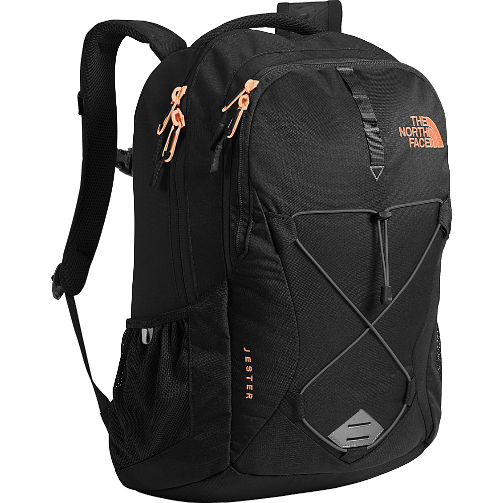 The North Face Womens Jester Laptop Backpack - 15 TNF Black Heather - The North Face Business & Laptop Backpacks - Backpacks, Business & Laptop Backpacks