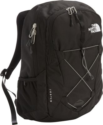 The North Face Women's Jester Laptop Backpack - 15 inch TNF Black - The North Face Business & Laptop Backpacks