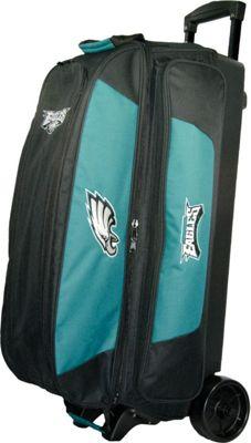 KR Strikeforce Bowling NFL Triple Bowling Ball Roller Bag Philadelphia Eagles - KR Strikeforce Bowling Bowling Bags