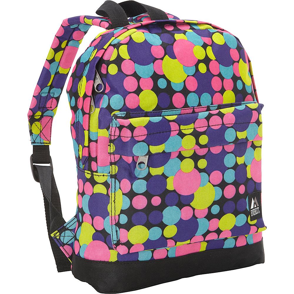 Everest Junior Kids Backpack Multi Dot - Everest Everyday Backpacks - Backpacks, Everyday Backpacks