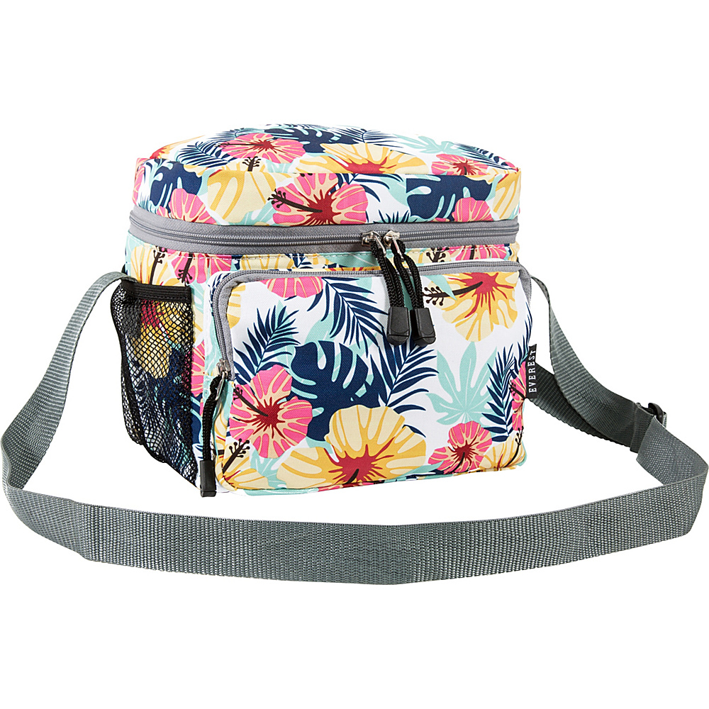 Everest Cooler/Lunch Bag Tropical - Everest Travel Coolers - Travel Accessories, Travel Coolers