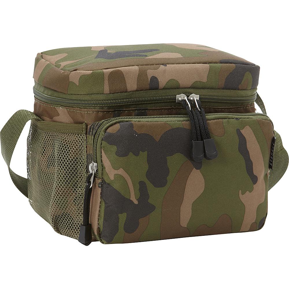 Everest Cooler/Lunch Bag Jungle Camo - Everest Travel Coolers - Travel Accessories, Travel Coolers