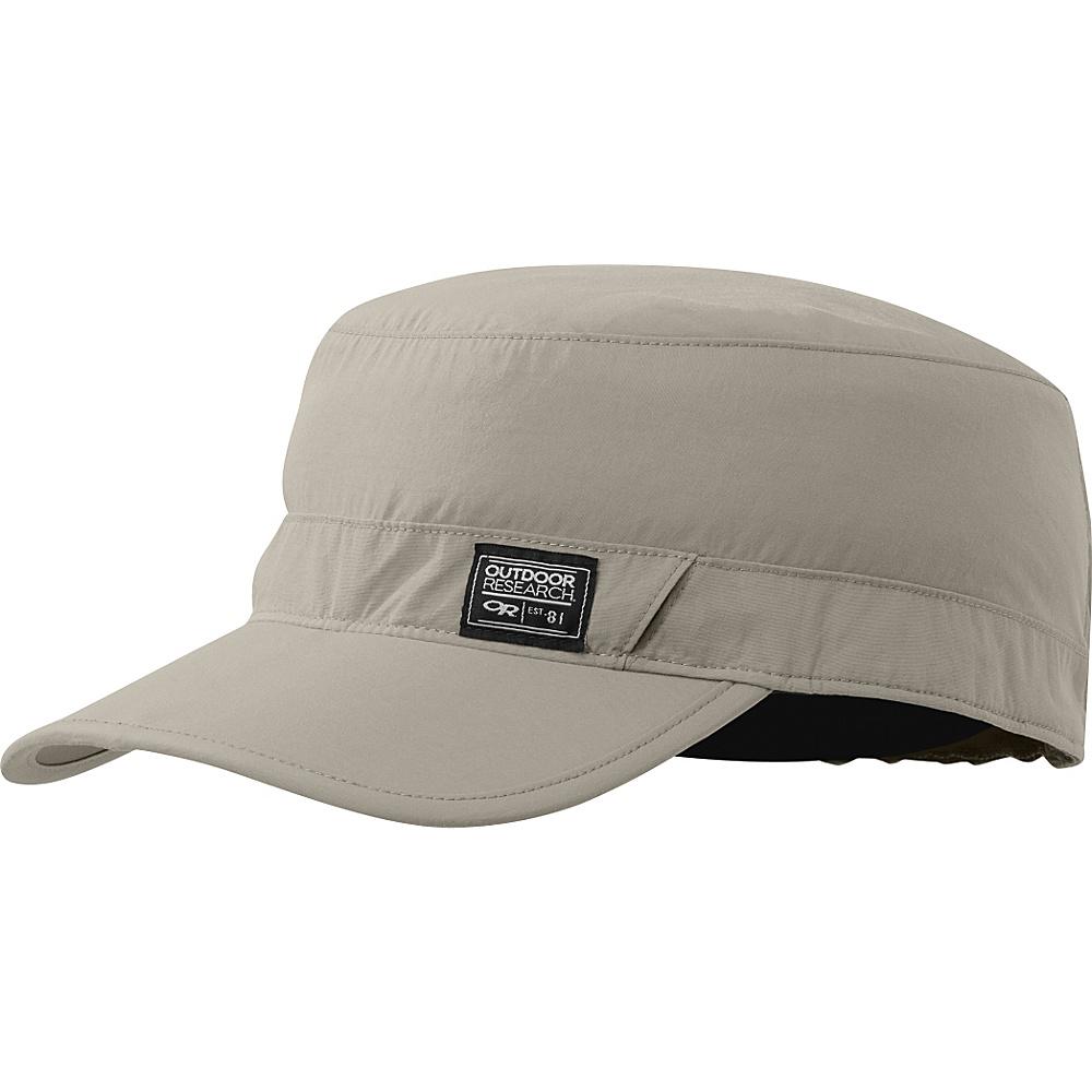 Outdoor Research Radar Sun Runner Cap Khaki Small Medium Outdoor Research Hats Gloves Scarves