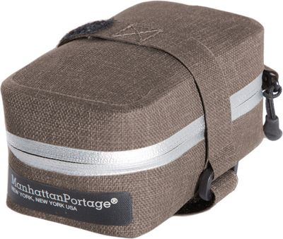 Manhattan Portage Harbor Bike Case Dark Brown - Manhattan Portage Cycling Bags