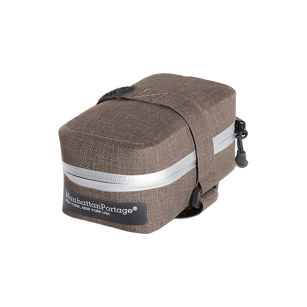 Manhattan Portage Harbor Bike Case Dark Brown - Manhattan Portage Other Sports Bags
