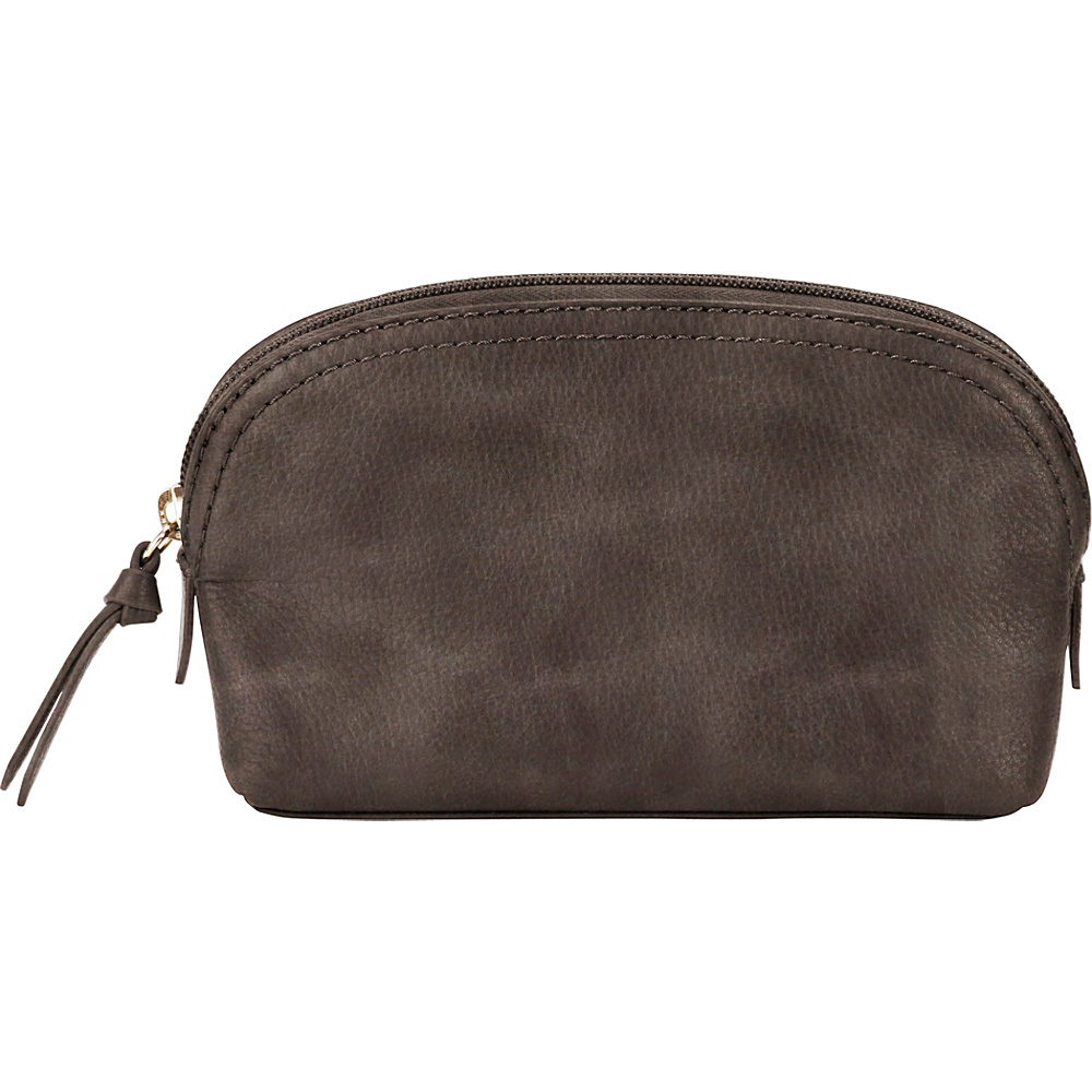 Hadaki Cosmetic Pouch Distressed Gray - Hadaki Womens SLG Other - Women's SLG, Women's SLG Other