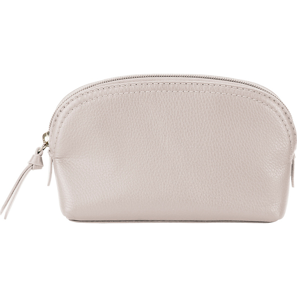Hadaki Cosmetic Pouch Ivory - Hadaki Womens SLG Other - Women's SLG, Women's SLG Other
