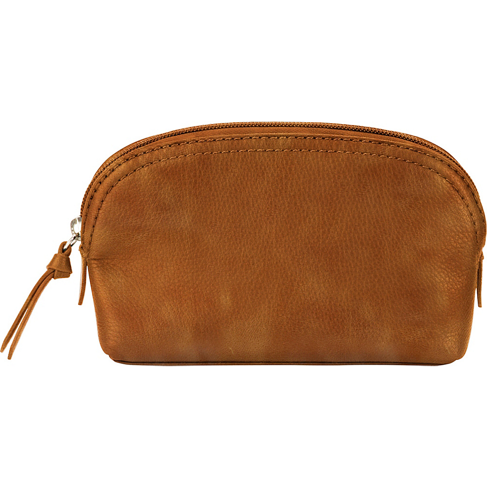 Hadaki Cosmetic Pouch Distressed Sand - Hadaki Womens SLG Other - Women's SLG, Women's SLG Other