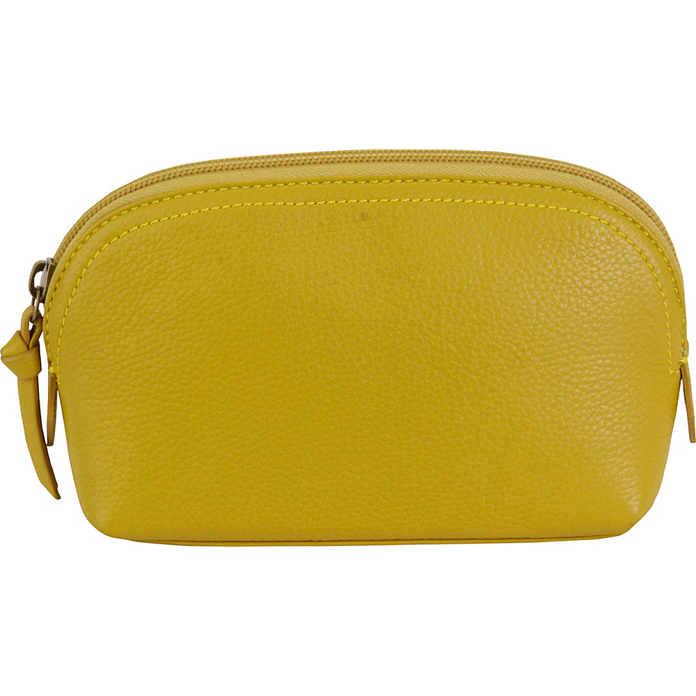 Hadaki Cosmetic Pouch Tango Yellow - Hadaki Womens SLG Other - Women's SLG, Women's SLG Other