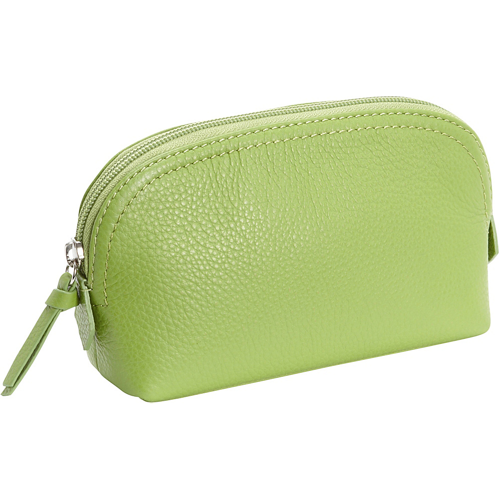 Hadaki Cosmetic Pouch Piquat Green - Hadaki Womens SLG Other - Women's SLG, Women's SLG Other