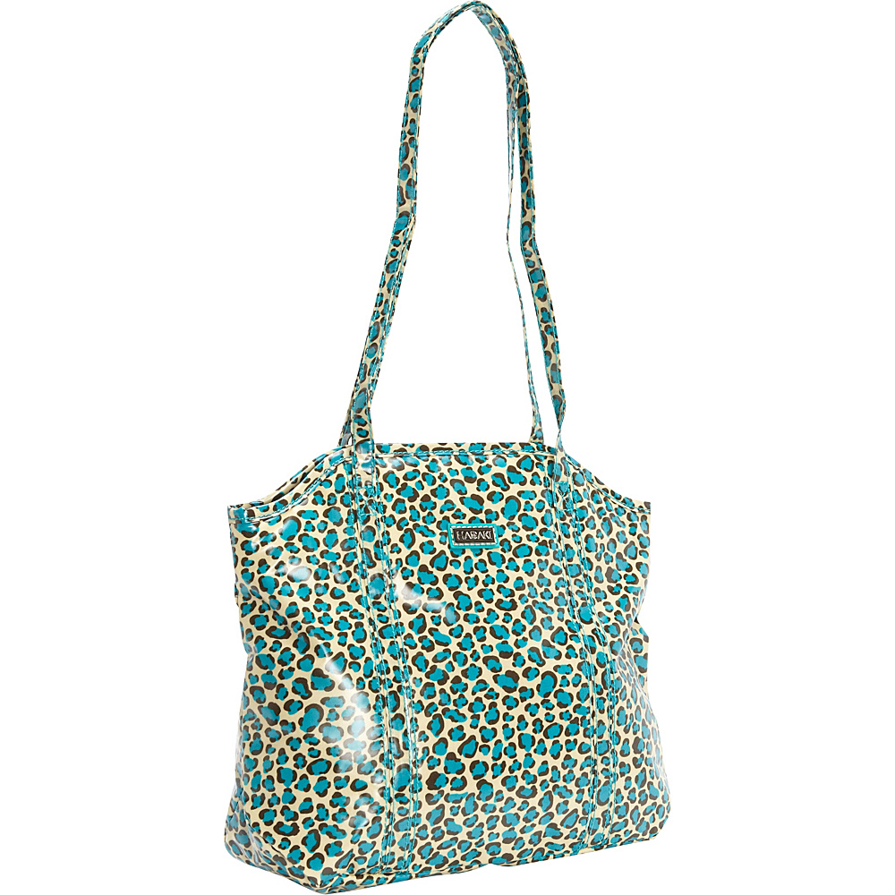 Hadaki Ana's Insulated Lunch Tote Primavera Cheetah - Hadaki Travel Coolers