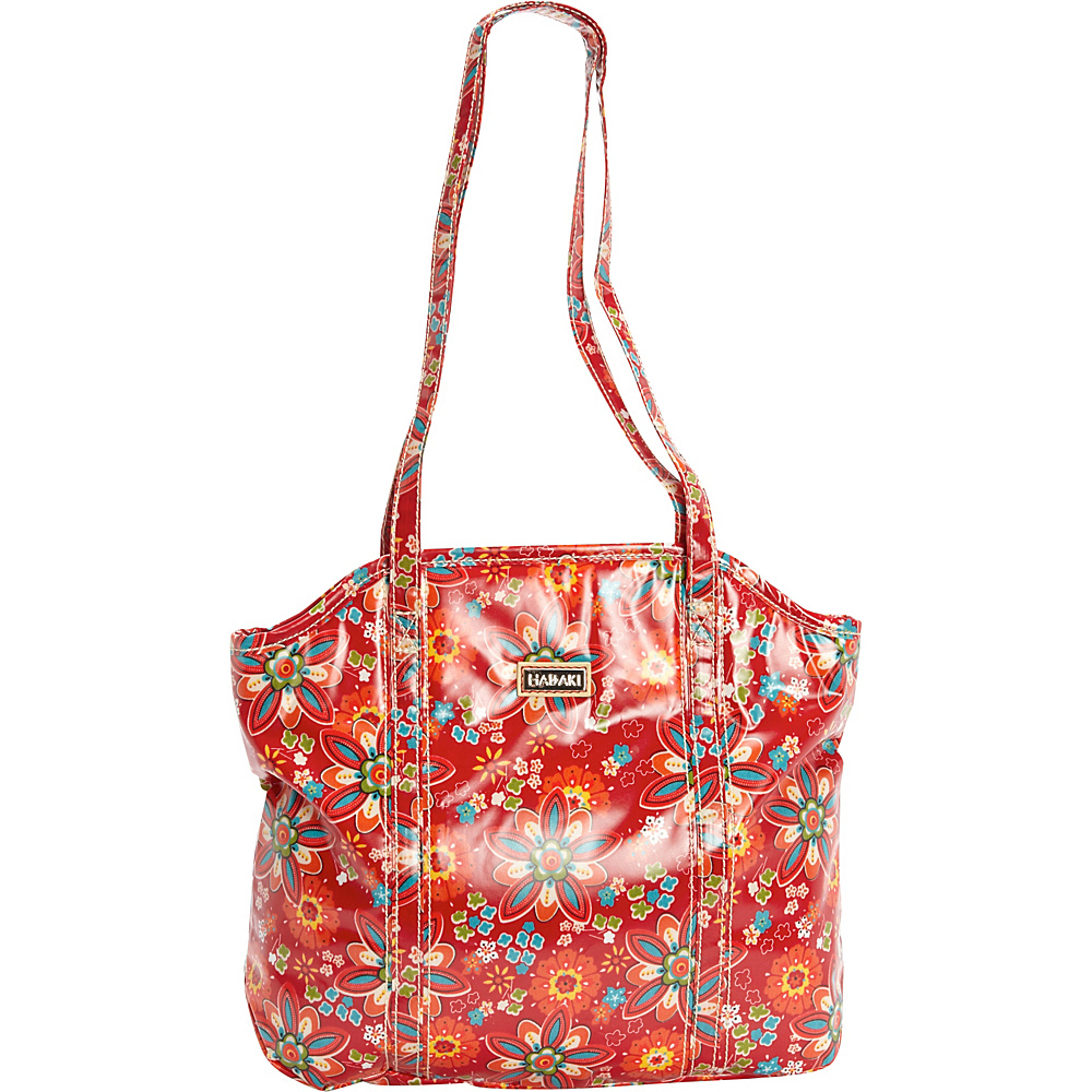 Hadaki Ana's Insulated Lunch Tote Primavera Floral - Hadaki Travel Coolers