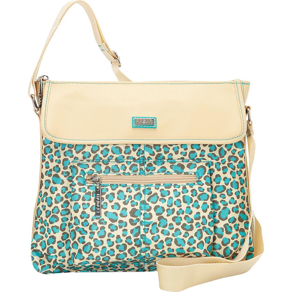 Hadaki Manhattan Crossbody Primavera Cheetah - Hadaki Fabric Handbags - Handbags, Fabric Handbags