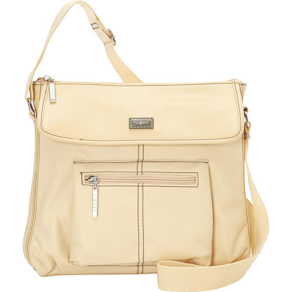 Hadaki Manhattan Crossbody Semolina - Hadaki Fabric Handbags - Handbags, Fabric Handbags