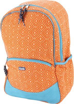 Keds Basic Backpack Birds of Paradise Aztec Geo - Keds Everyday Backpacks
