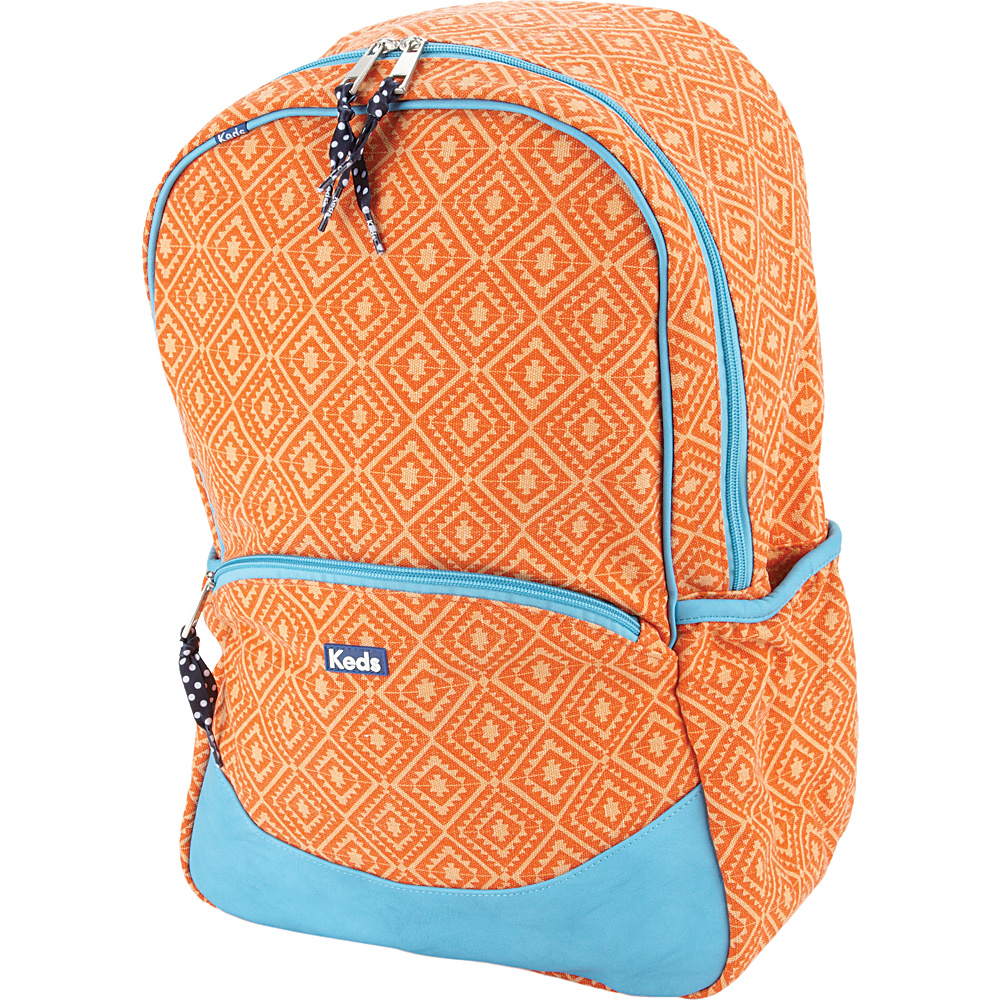 Keds Basic Backpack Birds of Paradise Aztec Geo Keds Everyday Backpacks