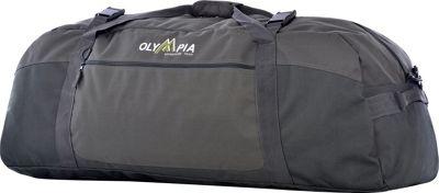 Olympia USA 21 inch Sports Duffel Grey - Olympia USA Outdoor Duffels