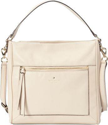 kate spade new york Briar Lane Harris Satchel Biscotto - kate spade new york Designer Handbags