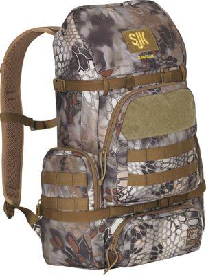 Slumberjack Strider Hiking Backpack Highlander - Slumberjack Backpacking Packs