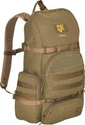 Slumberjack Strider Hiking Backpack Coyote Brown - Slumberjack Day Hiking Backpacks