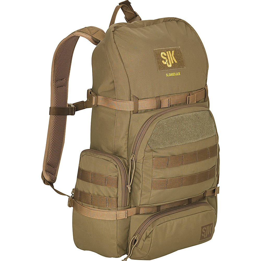 Slumberjack Strider Hiking Backpack Coyote Brown Slumberjack Day Hiking Backpacks