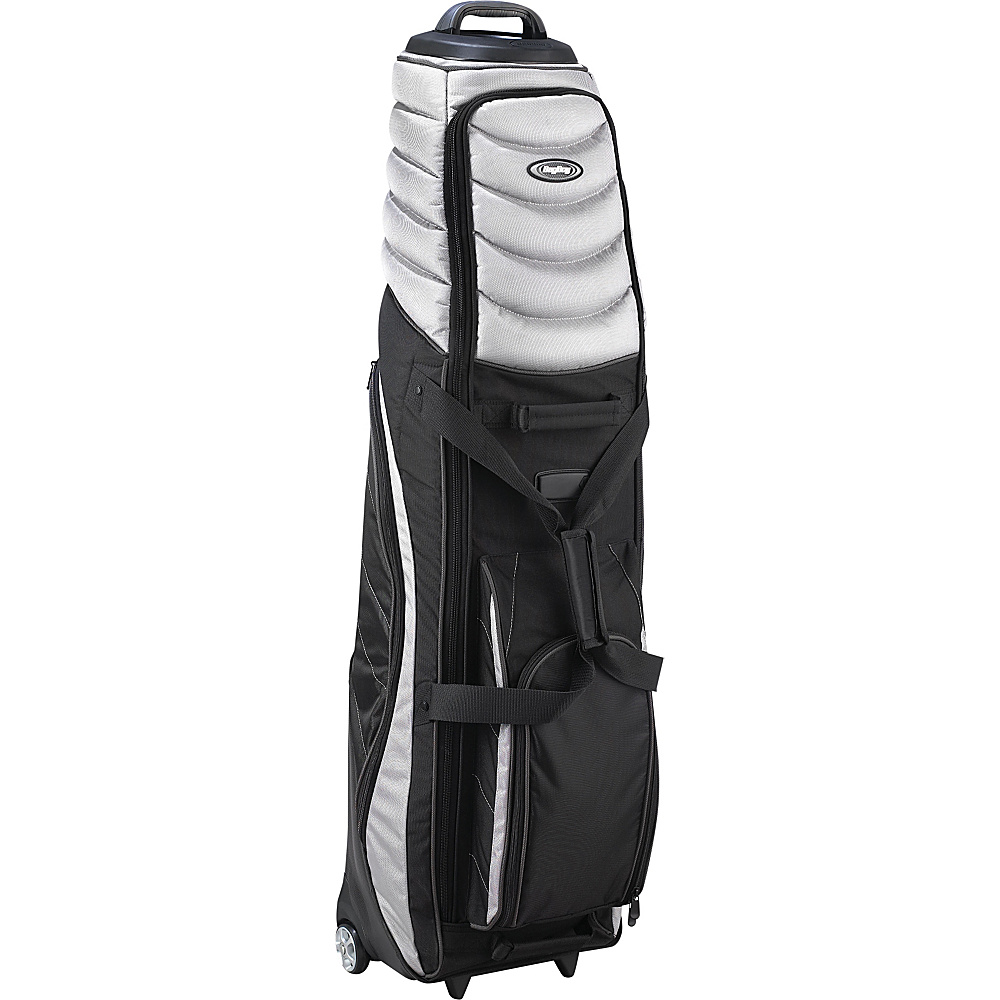 Bag Boy T-2000 Pivot-Grip Travel Cover Silver/Black - Bag Boy Golf Bags