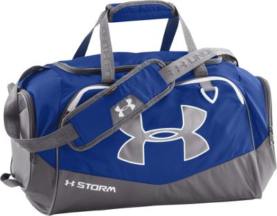 Under Armour Undeniable SM Duffel II Royal/Graphite/White - Under Armour Gym Duffels