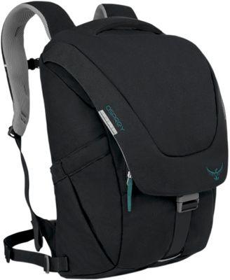 Osprey FlapJill Pack Black - Osprey Laptop Backpacks