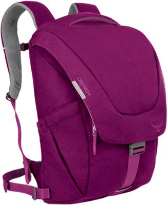 Osprey FlapJill Backpack Dark Magenta - Osprey Business & Laptop Backpacks