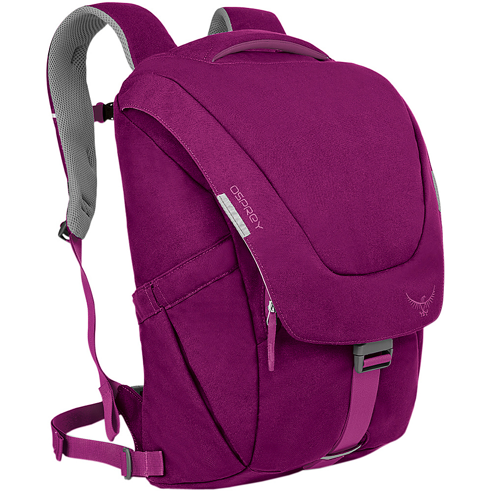 Osprey FlapJill Backpack Dark Magenta - Osprey Business & Laptop Backpacks - Backpacks, Business & Laptop Backpacks
