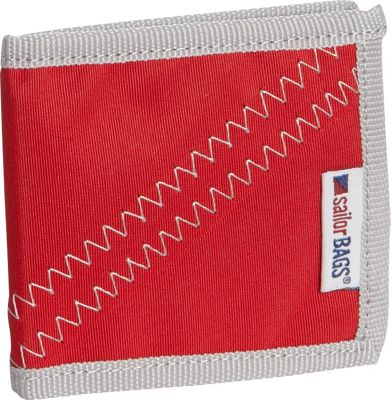 SailorBags Wallet Red/Grey - SailorBags Men's Wallets