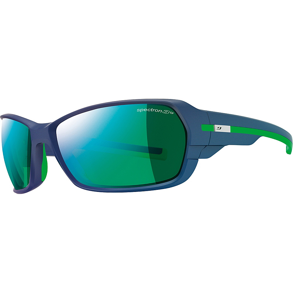 Julbo Dirt 2.0 Spectron 3CF Lenses Blue Green Julbo Sunglasses