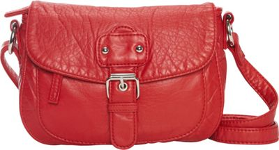 Ampere Creations The Kate Crossbody Red - Ampere Creations Manmade Handbags