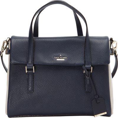 kate spade new york Holden Street Small Leslie Galaxy/Sandstone - kate spade new york Designer Handbags