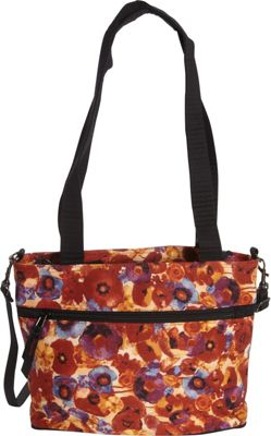 Donna Sharp Jenna Bag Poppy Field - Donna Sharp Fabric Handbags