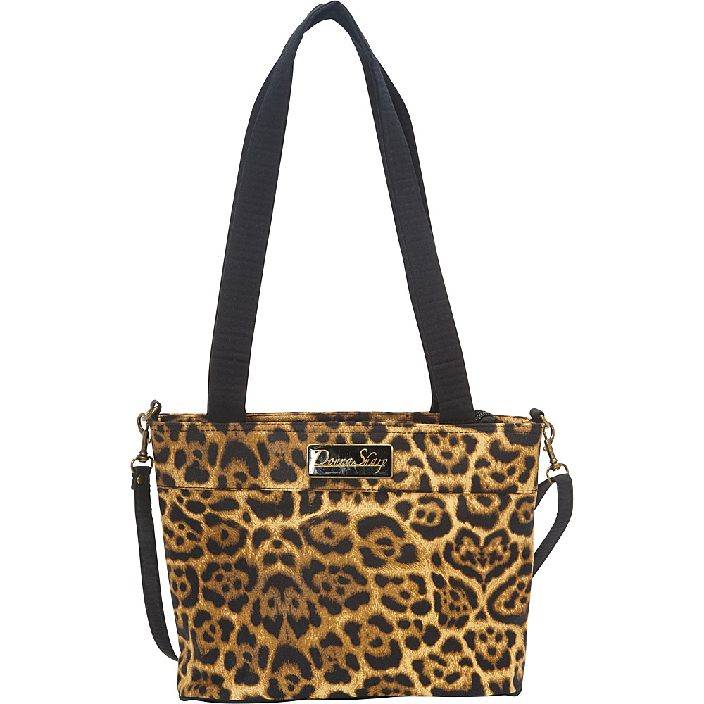 Donna Sharp Jenna Bag Jaguar Donna Sharp Fabric Handbags
