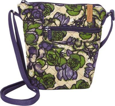 Donna Sharp Penny Bag Monterey - Donna Sharp Fabric Handbags