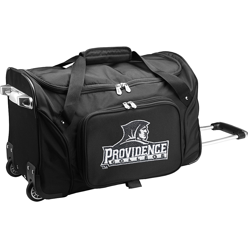 Denco Sports Luggage NCAA 22 Rolling Duffel Providence College Friars - Denco Sports Luggage Softside Carry-On - Luggage, Softside Carry-On