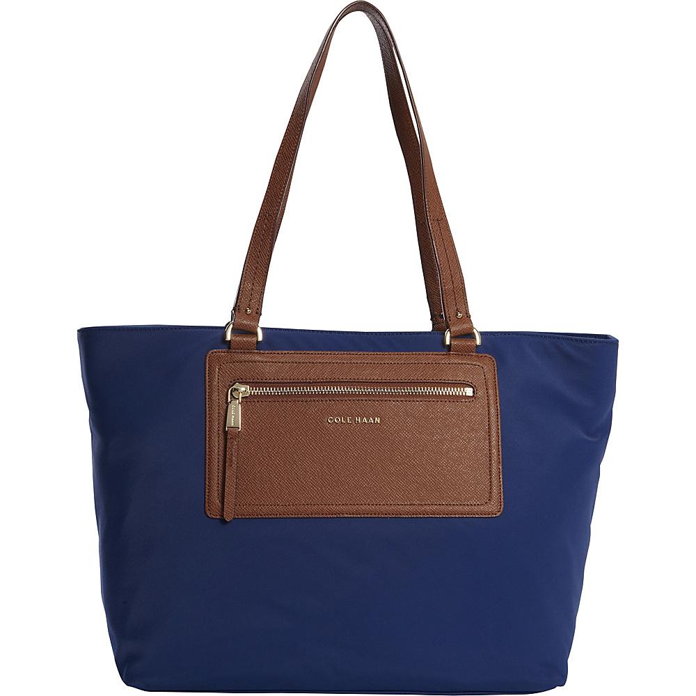 1ee40c9291 $100.00 More Details · Cole Haan Acadia Tote Twilight Blue - Cole Haan  Designer Handbags